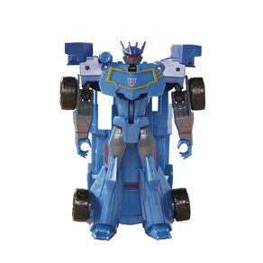Transformers Cyber 1 Step Assorted