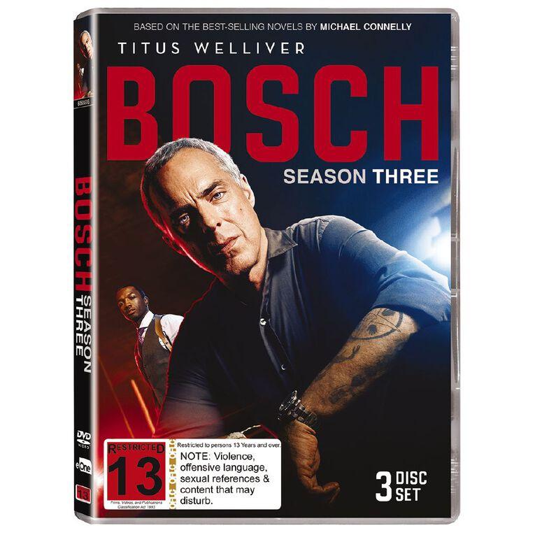 Bosch S3 DVD 4Disc, , hi-res
