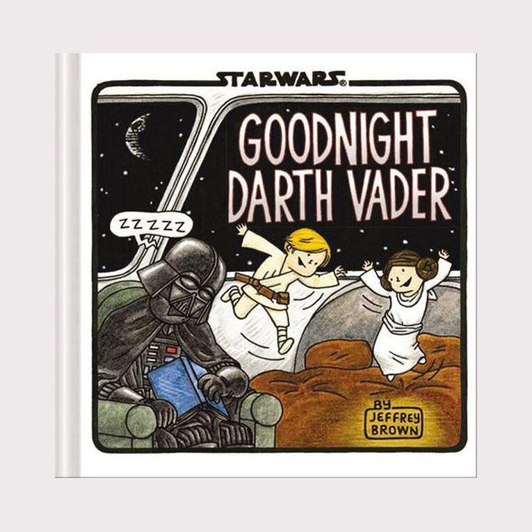 Star Wars: Goodnight Darth Vader by Jeffrey Brown N/A, , hi-res