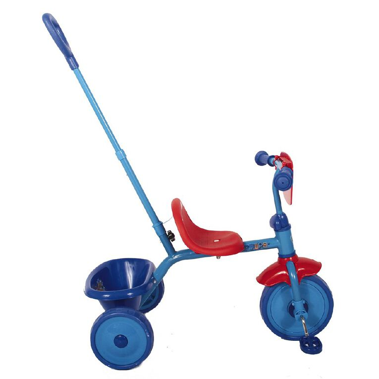 Paw Patrol Chase Trike with handle, , hi-res
