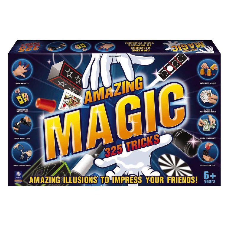 Amazing Magic 325 Tricks, , hi-res