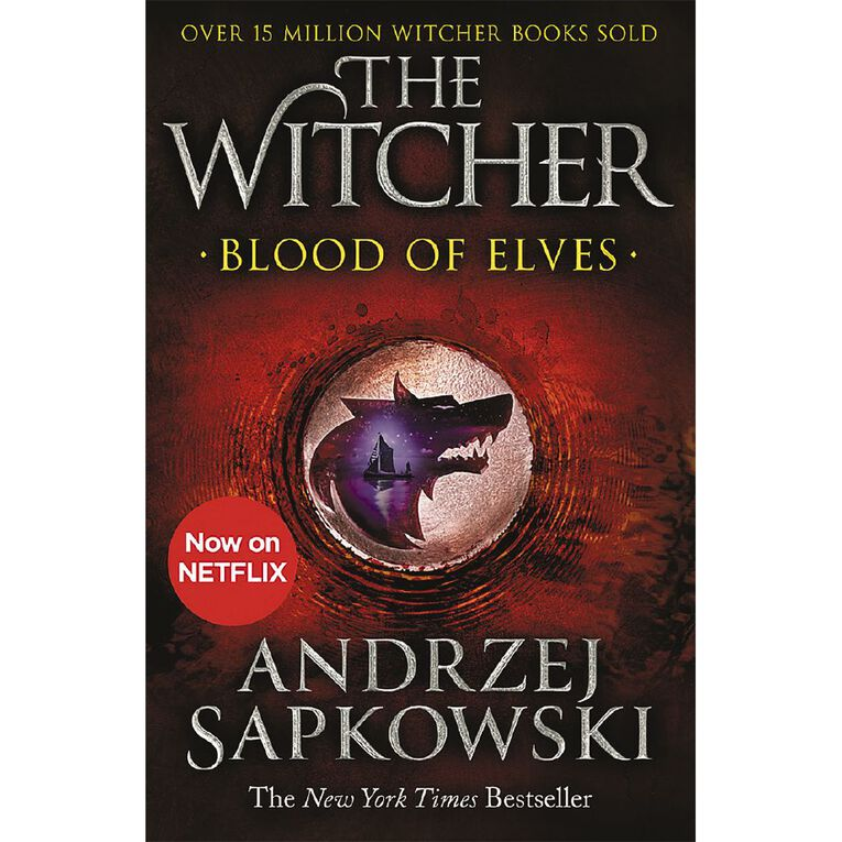 The Witcher #3 Blood of Elves New Edition by Andrzej Sapkowski, , hi-res image number null