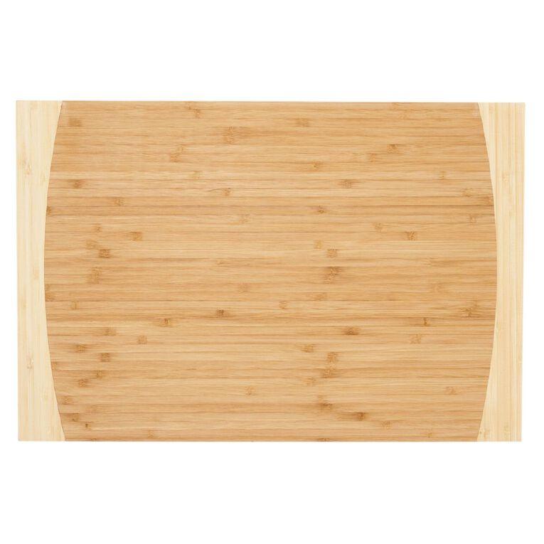 Living & Co Bamboo Chopping Board 46cm, , hi-res