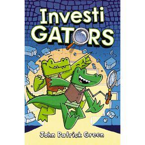 InvestiGators #1 by John Patrick Green