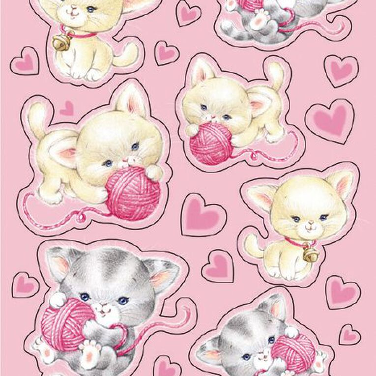 World Greeting Stickers $2 Assorted, , hi-res