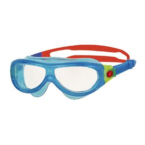 Zoggs Goggles Phantom Little Mask Soft Seal Assorted