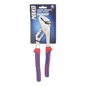 Mako Groove Joint Plier 250mm
