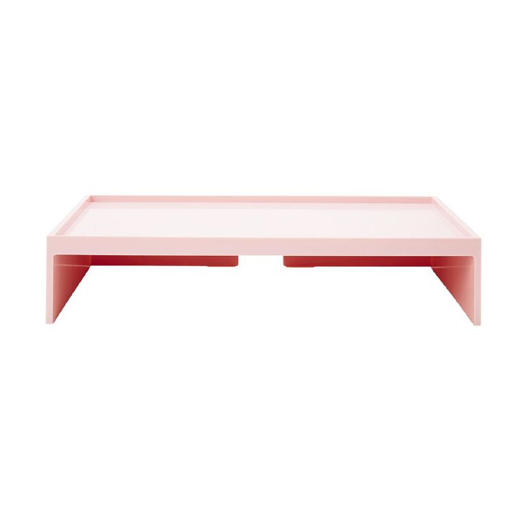 Uniti Colour Pop Monitor Stand Pink Light, , hi-res