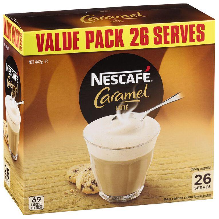 Nescafe Cafe Menu Caramel 26 Pack, , hi-res