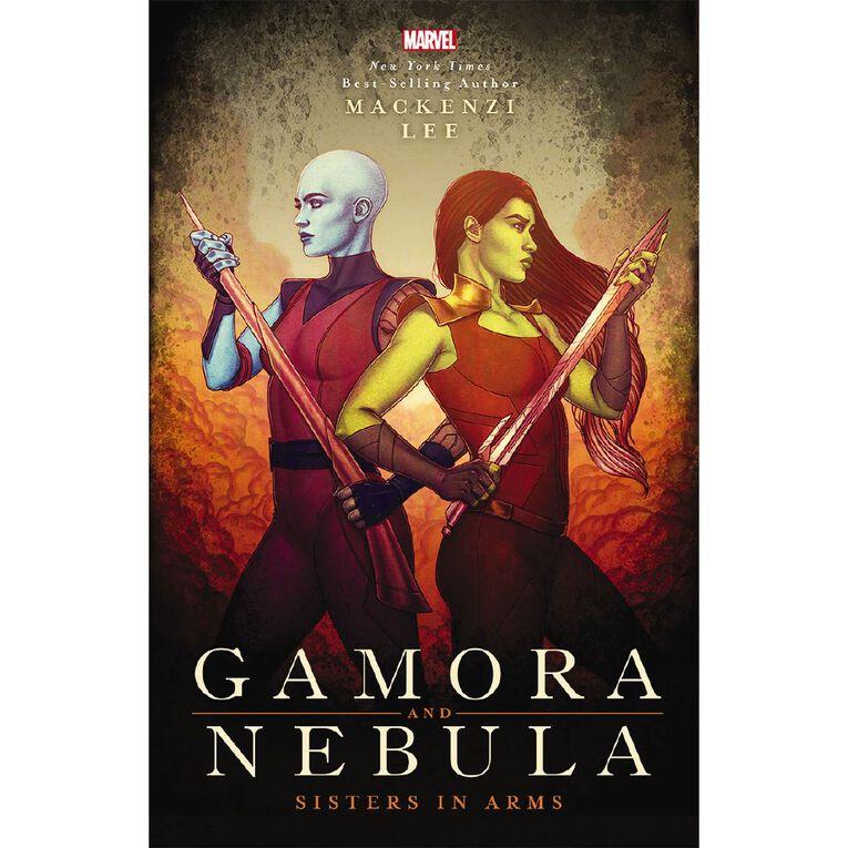 Marvel: Gamora & Nebula: Sisters in Arms by Mackenzi Lee, , hi-res