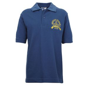 Schooltex Birkdale Primary Short Sleeve Polo with Embroidery