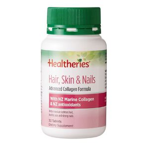 Healtheries Hair Skin and Nails 30s