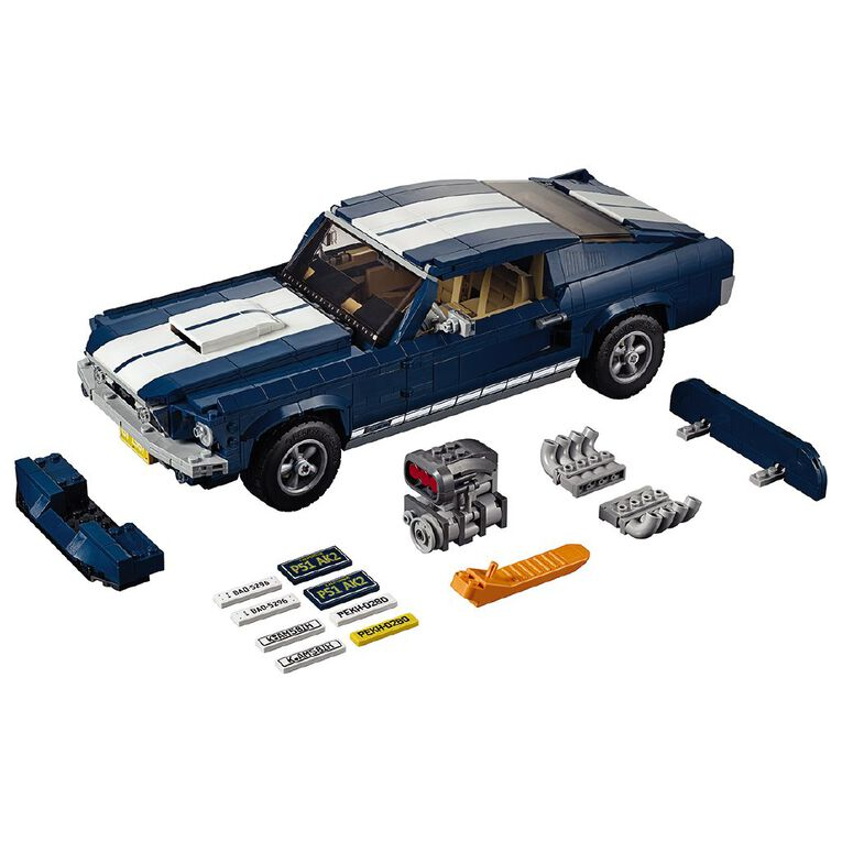 LEGO Creator Expert Ford Mustang 10265, , hi-res