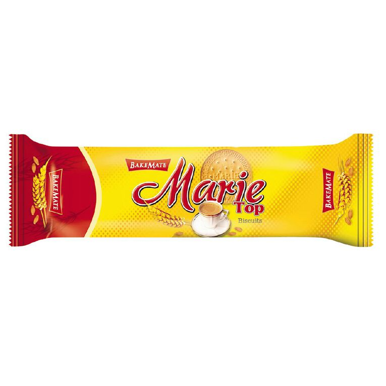 Bakemate Marie Top Biscuits 200g, , hi-res image number null