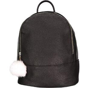 H&H Pom Pom Mini Backpack