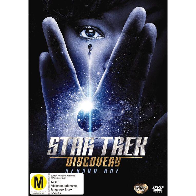 Star Trek Discovery Season 1 DVD 3Disc, , hi-res image number null