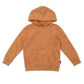Young Original Acid Wash Hoodie Sweatshirt