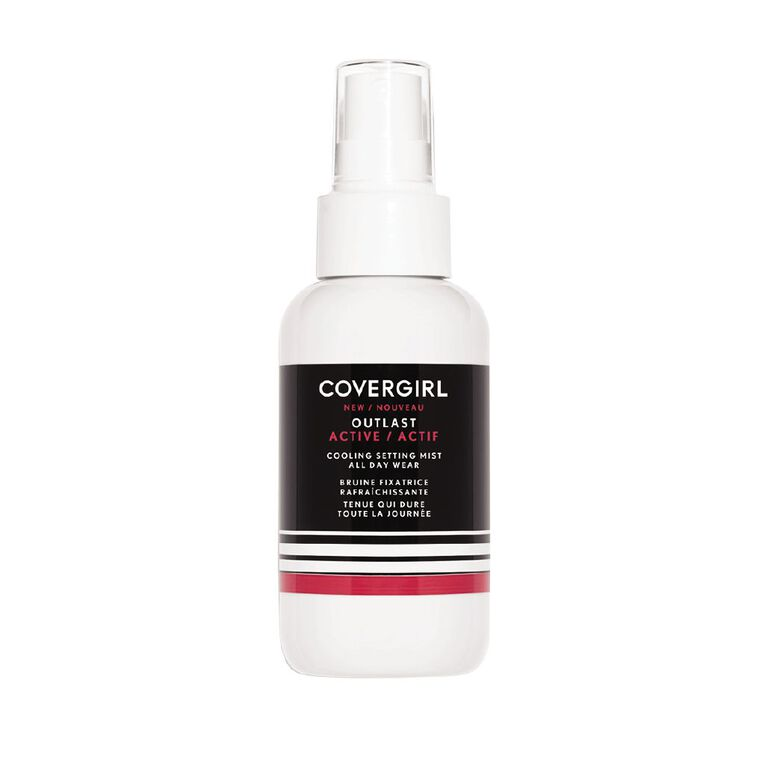 Covergirl Outlast Active All-Day Setting Mist, , hi-res