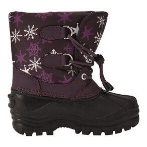 Young Original Kids' Hail Snow Boots