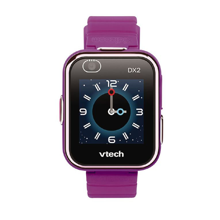 Vtech Kidizoom Smart Watch DX2 Purple, , hi-res