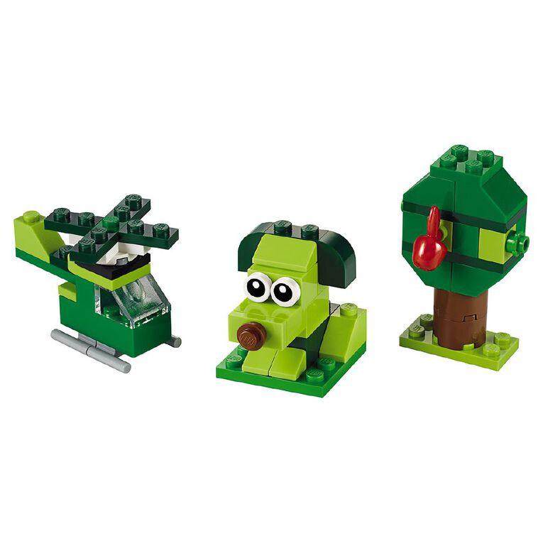 LEGO Classic Creative Green Bricks 11007, , hi-res
