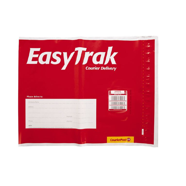 Courier Post Easytrak Lineflow Non-Signature, , hi-res