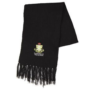 Schooltex Ngaruawahia Scarf with Embroidery