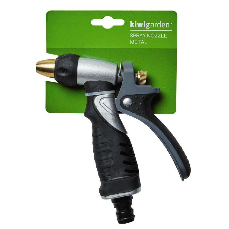 Kiwi Garden Spray Nozzle Metal, , hi-res