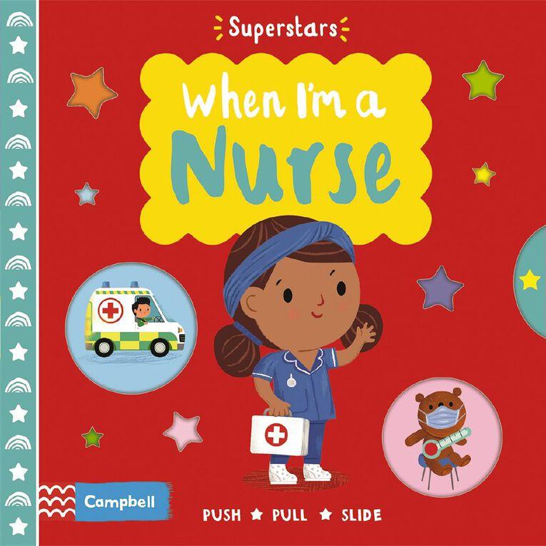 When I'm a Nurse, , hi-res