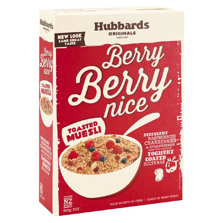 Hubbards Berry Berry Nice 600g, , hi-res image number null
