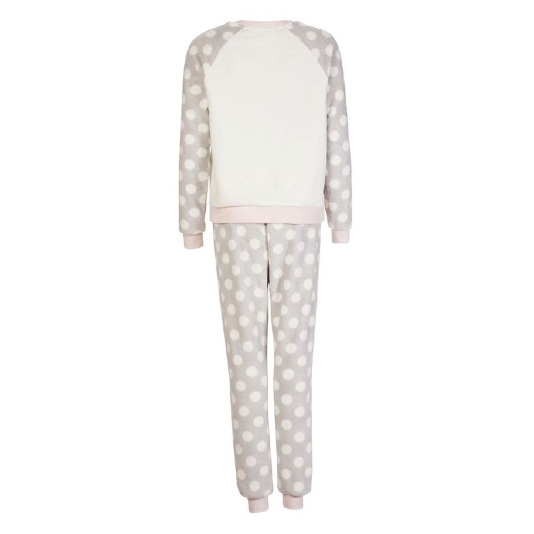 Disney Women's Thumper Pyjama Set, Grey, hi-res