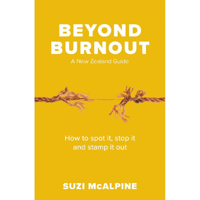 Beyond Burnout by Suzi McAlpine, , hi-res