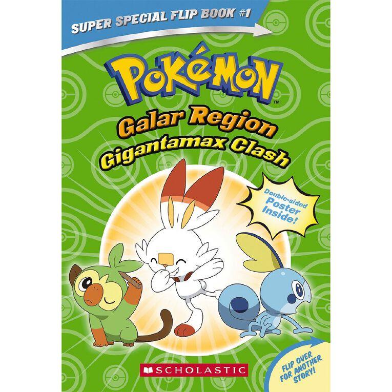 Pokemon: Galar Region Gigantamax Clash by Rebecca Shapiro, , hi-res