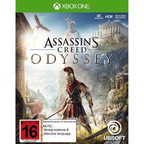 XboxOne Assassins Creed Odyssey