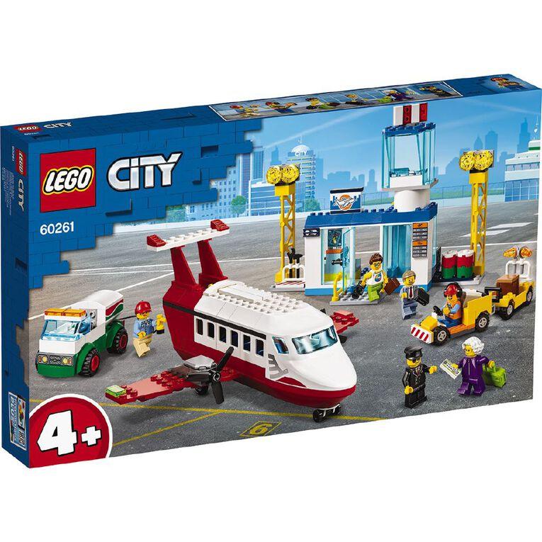 LEGO City Central Airport 60261, , hi-res