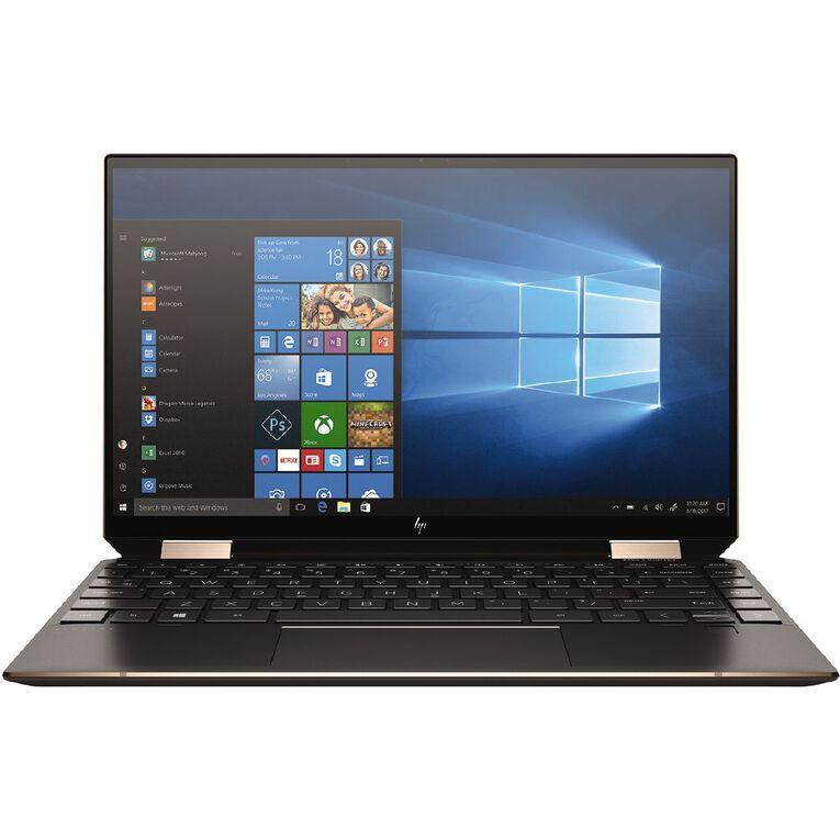 HP 13-Inch Spectre X360 Convertible Notebook - 13-AW0008TU, , hi-res