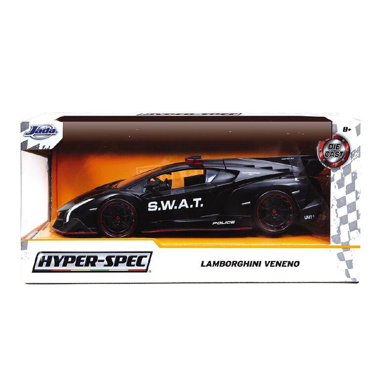 JADA Hyper-Spec 1:24 Metal Die-Cast Car Assorted, , hi-res