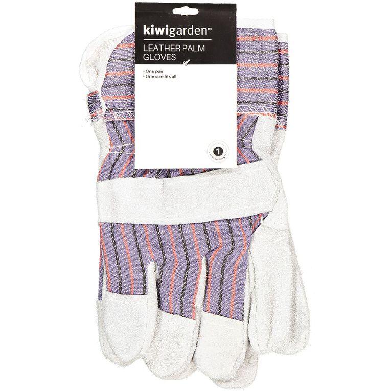 Kiwi Garden Leather Palm Gloves, , hi-res