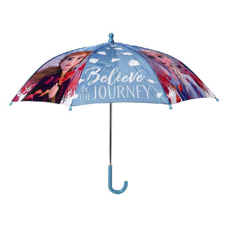 Disney Frozen Umbrella, Blue Light, hi-res