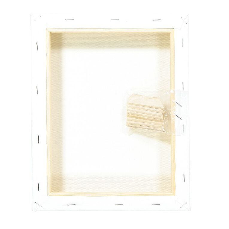 Uniti Platinum Canvas 8x10 Inches 380Gsm, , hi-res