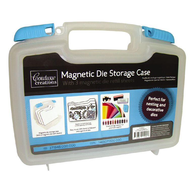 Couture Creations Die Storage Box A5 3 Magnetic Sheets, , hi-res
