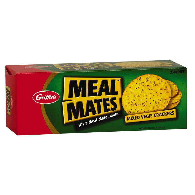 Griffin's Meal Mates Mixed Vegie 230g, , hi-res