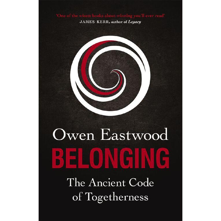 Belonging by Owen Eastwood, , hi-res