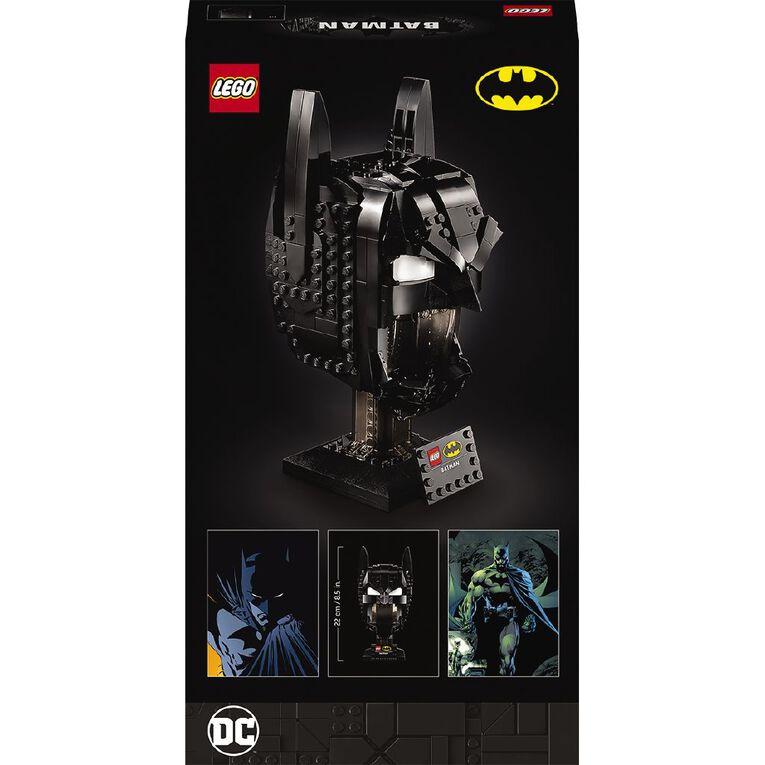 LEGO DC Super Heroes Batman Cowl 76182, , hi-res