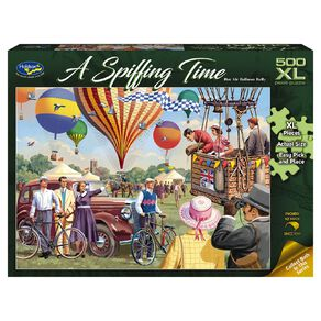 Holdson Puzzle  A Spiffing Time 500XL Piece