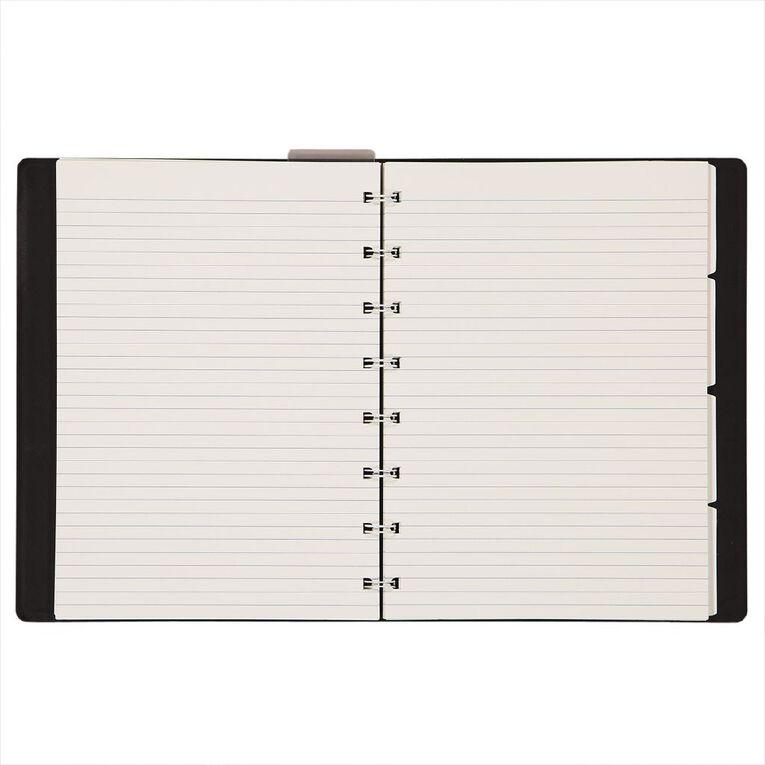 Filofax Notebook Architex Blue Suede A5, , hi-res