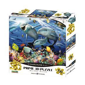 Prime 3D 150pc Puzzle Assorted