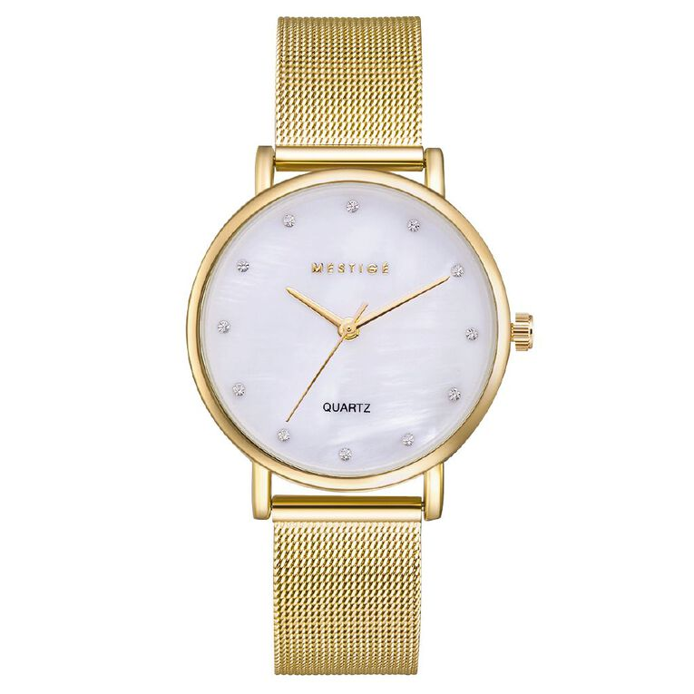 Mestige Harriet in Gold Plated with Swarovski Crystals, , hi-res image number null