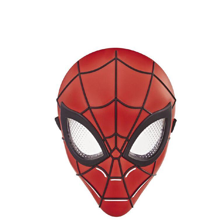 Marvel Spider-Man Hero Mask, , hi-res