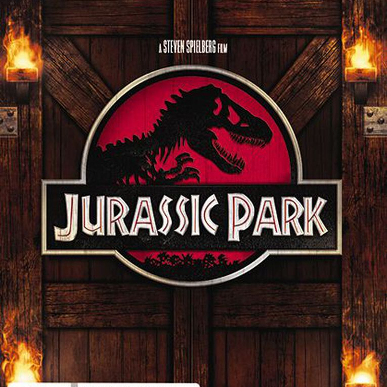 Jurassic Park DVD 1Disc, , hi-res